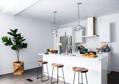 Modren Modular Kitchen